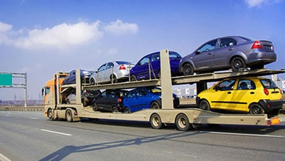 The best car shipping services by Great Nation Moving.