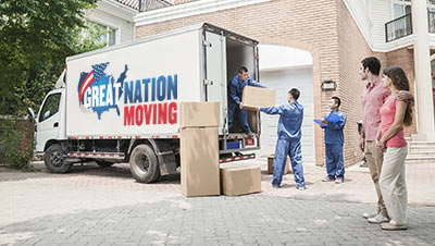 The best interstate relocation services by Great Nation Moving.