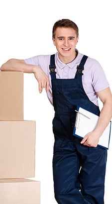 A member of Great Nation Moving's highly experienced staff in Virginia.
