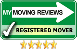 My Moving Reviews Registered Mover