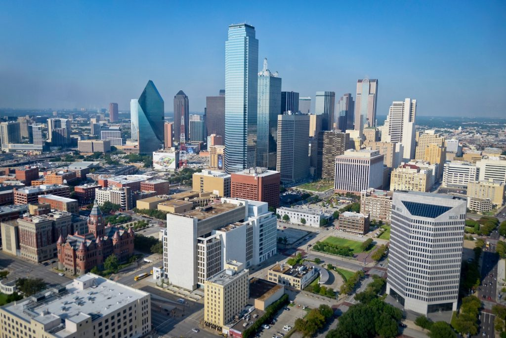 Dallas Long Distance Movers