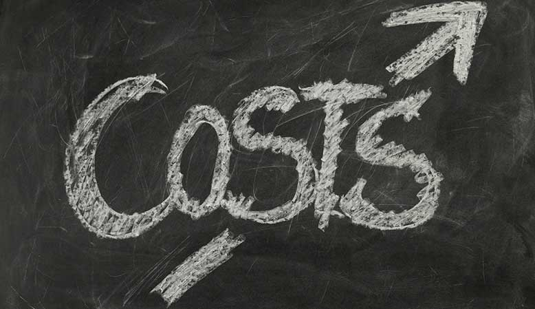 Cost of moving services